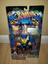 1996 Marvel Toy Biz X Men Battle Brigade Post Apocalypse Beast Action Fi... - $19.79