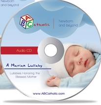 A MARIAN LULLABY by ABCatholic - Music CD image 2