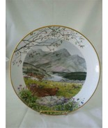 """Country Year Collector Plate by Peter Barrett """"September on the Moors"""" 1979 - $32.71"""