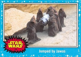 2015 Star Wars Journey To The Force Awakens #24 Jumped By Jawas - €0,86 EUR