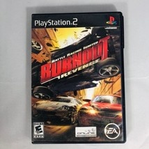 PS2 Playstation 2 Burnout Revenge  - Guaranteed to Work -  - $6.88