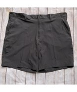 Croft & Barrow Lightweight Dark Gray Quick Dry Wicking Shorts-Size 42 - $14.54