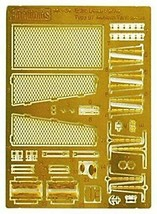 Fine Molds 1/35 Military Accessories Type 97 Medium Tank Series Etching ... - $21.00