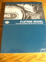 2015 Harley-Davidson Flstnse Service Manual Supplement Cvo Softail Deluxe New - $68.31