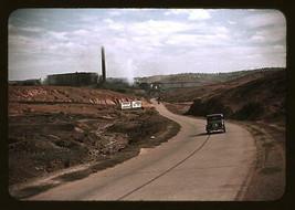 Copper Mine, Copperhill Tenn, Car on Drive 1939 Color New Photo Reproduc... - $27.95+