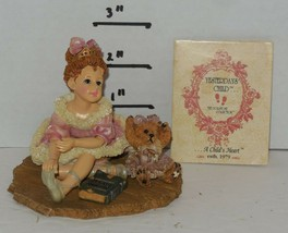 Yesterdays Child Boyds Dollstone Collection Melissa With Katie The Balle... - $49.50