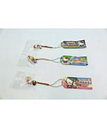 Sanrio Hello Kitty Netsuke Charm Strap Gotochi 2 Miyazaki 1 Fukuoka Set ... - $30.22