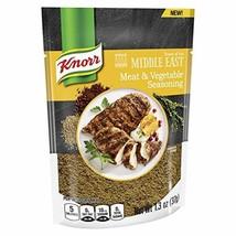 Knorr Taste of the Middle East Meat & Vegetable Seasoning, Single, 1.3 o... - $6.88