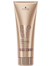Schwarzkopf Professional BlondMe Tone Enhancing Bonding Shampoo for Warm Blondes