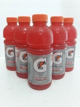 Gatorade Thirst Quencher Fruit Punch 20fl Oz Bottles-Lot of 5 - $8.90