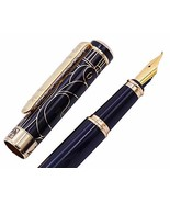Picasso 902 Gentleman Fountain Pen Bent Nib Fude Pen, Fine to Broad Size... - $29.89
