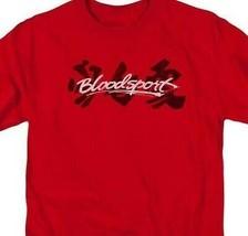Bloodsport t-shirt logo retro 80's Kumite martial arts movie graphic tee MGM290 image 2