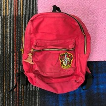 Harry Potter Medium Red Backpack with Keychain - $32.65