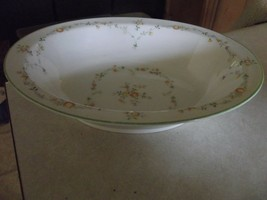 Noritake Debut oval serving bowl 1 available  - $8.86