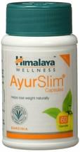 Himalaya Wellness AyurSlim Capsules Weight Management -60 Capsules FREE ... - $9.59