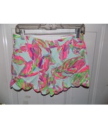 Lilly Pulitzer Buttercup Shorts In The Vias Size 00 Women's EUC - $28.08