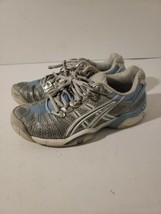 Womens Asics Gel Revolution Running Sneakers E150N Training Shoes Size 7 1/2 EUC - $84.82 CAD