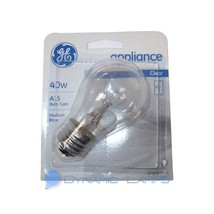 15206 GE 120V 40W A15 Card E26 Incandescent Appliance Bulb - $6.56