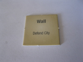 2003 Age of Mythology Board Game Piece: Wall Building Tile - $1.00