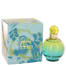 Island Fantasy by Britney Spears Eau De Toilette Spray 3.3 oz for Women - 100% A - $27.95