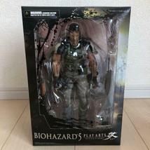 Usato Biohazard 5 Chris Redfield 9.8in. Action Figure Playarts -kai- Square Enix - $193.04