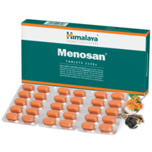 Himalaya Herbal Menosan 60 Tablets | Multi Pack Offer | Expedited Shipping - $8.82+