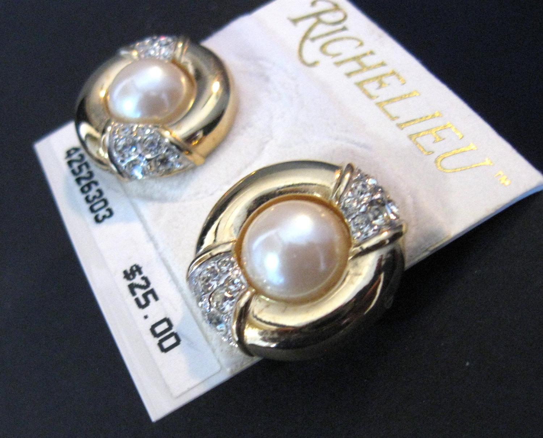 Richelieu Earrings 6 Listings