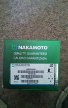 Nakamoto Premium Posi Ceramic Rear Disc Brake Pad for Chevy HHR Saturn Pontiac