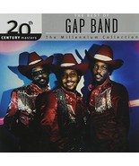 THE BEST OF GAP BAND: THE MILLEN - $21.95