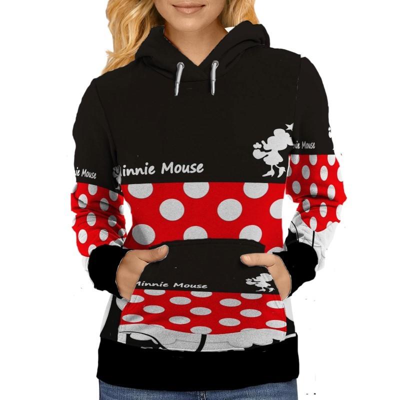 Minnie Mouse Movie  WOMENS HOODIE