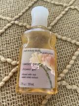 Bath And Body Works Sweet  Pea Shower Gel 2 Oz Older Style - $8.81