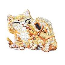 10 Pcs Embroidery Applique Iron on Appliques Animal Patches Applique Pat... - $13.81
