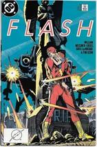 The Flash Comic Book 2nd Series #18 DC Comics 1988 VERY FINE+ NEW UNREAD - $3.25
