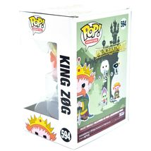 Funko Pop! Animation Disenchantment King Zog #594 Vinyl Action Figure image 3