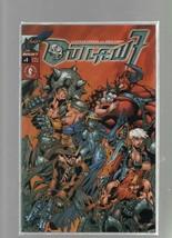 Outlaw 7 #1 - August 2001 - Dark Horse Comics - Logan Lubera, Kris Feric. - $2.45