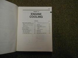 1999 2000 MITSUBISHI GALANT Service Shop Manual SET OEM DEALERSHIP BOOKS 1st EDI image 6