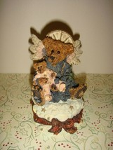 Boyds Bears Angelica The Guardian Trinket Box  - $11.99