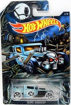Hot Wheels Happy Halloween Bone Shaker Clear Wheels 1/8 - €2,43 EUR