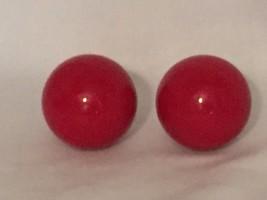 2 Red Boccino BALLS 21021 Ball Set - $7.24