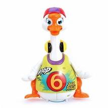Woby Hip Hop Dancing Walking Swing Goose Musical Educational Gift Toy fo... - $56.35