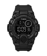 Timex Men and #39;s A-Game DGTL 50mm Watch - Black - $41.99