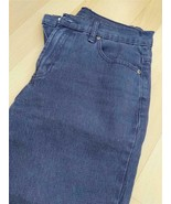 DG2 Diane Gilman Soft Wash Purple Jean Ankle Zip Detail Size 6 Pre-Owned - $19.75