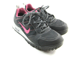 Nike Air ACG Wildtrail GTX Women's Trekking Pink, Black Gore-Tex Shoes S... - $37.54