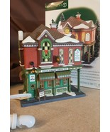 Dept 56 Christmas In The City Lighted 1999 MOLLY O'BRIEN'S IRISH PUB 58952 - $48.00