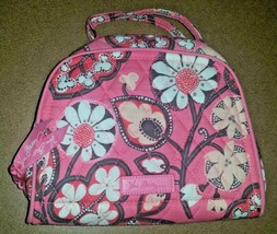Vera Bradley Retired Blush Pink Travel Jewelry Organizer - $18.00