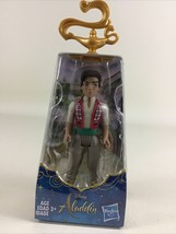 Disney Aladdin Mini Action Figure Doll New Sealed Genie Lamp Hanger 2018... - $12.82