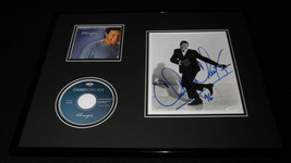 Chubby Checker Signed Framed 16x20 Changes CD & Photo Display JSA - $112.19