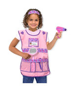 Hair Stylist Role Play Costume Set 3-6 Years - $30.00