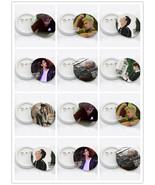 Kpop GOT7 Hard Carry Badge FLIGHTLOG:TURBULENCE Brooch Chest Pin Bambam ... - $0.99
