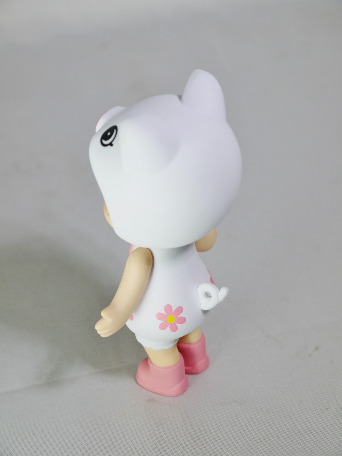 POP MART Kennyswork BLOCK Little Molly Chinese Zodiac Pig White Minifigure